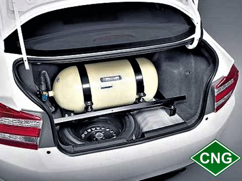 Установка ГБО метан на автомобили с 4-цил. двигателем по акции