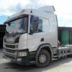 Метановые баллоны для Scania P340 A4х2NA CNG 2019